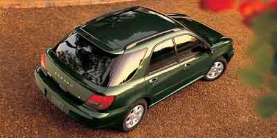 2003 Subaru Impreza Outback