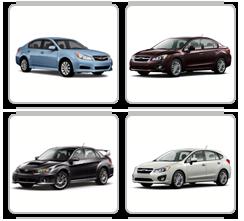 3000 Autos from Subaru