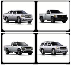 Chevrolet Trucks for Less Than $3000 Dollars