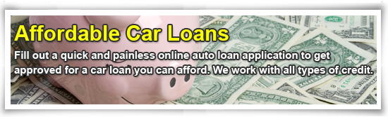 Shreveport Car Loans