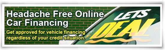 Headache Free Auto Finance