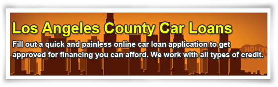 Los Angeles County Car Loans