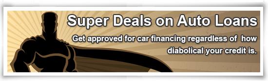 Super Car Financing