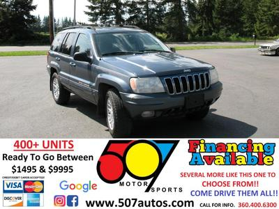 2003 Jeep Grand Cherokee Limited