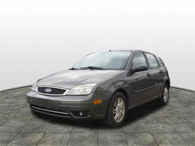 2007 Ford Focus ZX5 SE