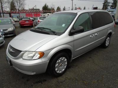 2002 Chrysler Town & Country eL